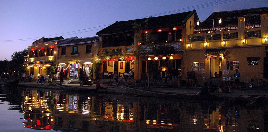 Hoi An After Dark - Vietnam