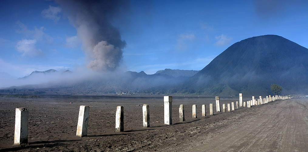Mount Bromo - Java, Indonesia